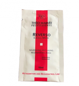 Maska Reverso Excell Theo Marvee 10 ML Resweratrol i Askantyna